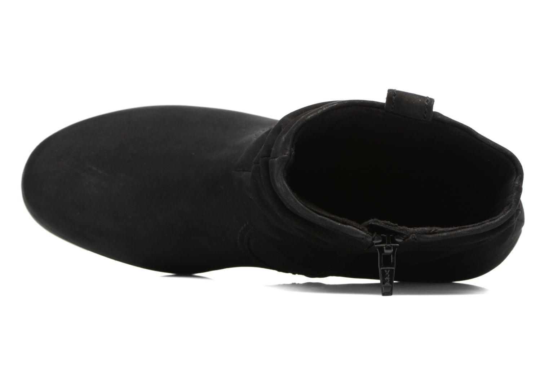Bottines et boots Gabor Celina Noir vue gauche