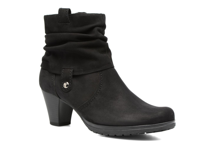 Bottines et boots Gabor Celina Noir vue détail/paire