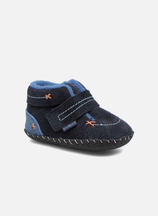 Pantofole Pediped Ronnie Azzurro vedi dettaglio/paio