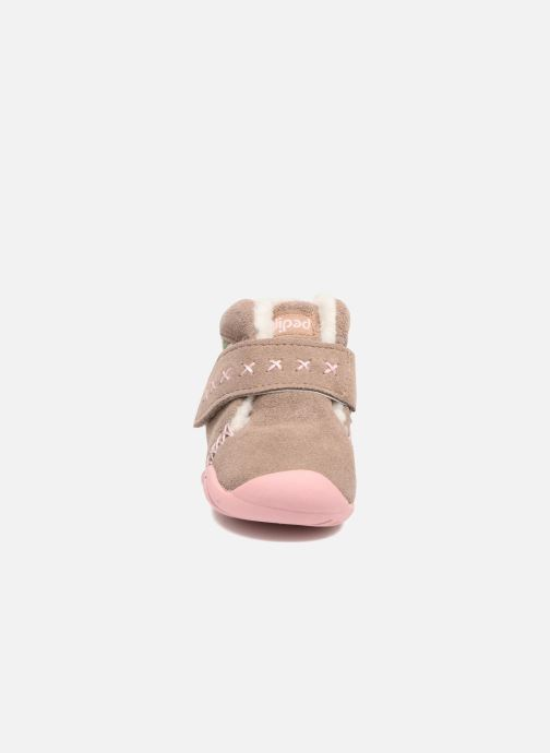 Ankle boots Pediped Rosa 2 Beige model view