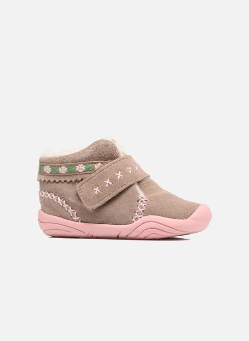 Ankle boots Pediped Rosa 2 Beige back view