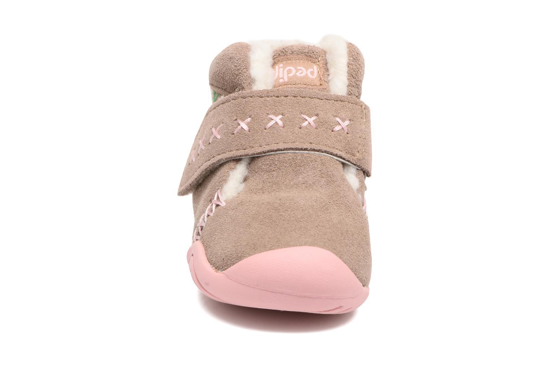 Bottines et boots Pediped Rosa 2 Beige vue portées chaussures