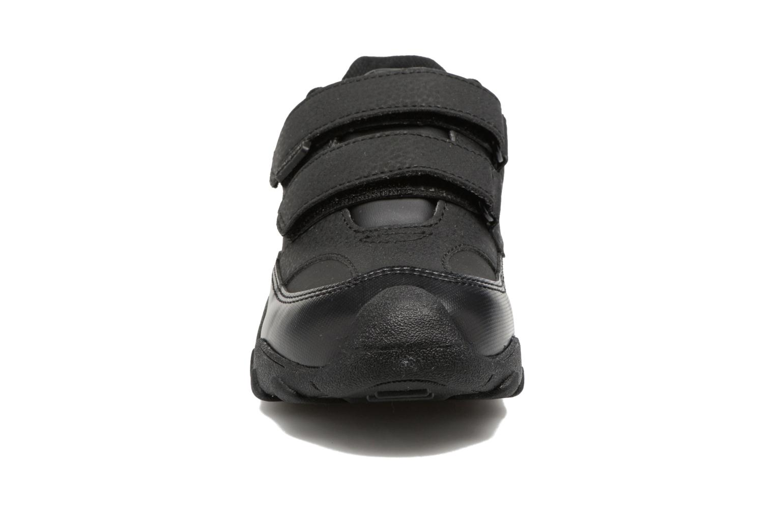 Trainers Pediped Highlander Black model view