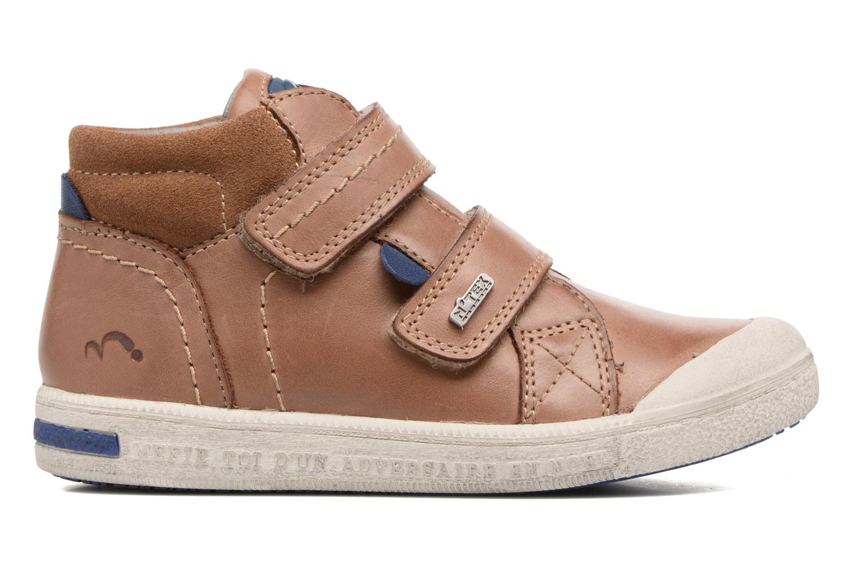 Sneakers Noël Yuan ST Marrone immagine posteriore