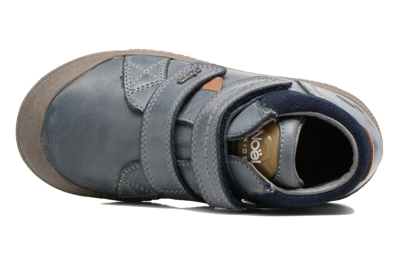Sneakers Noël Yuan ST Azzurro immagine sinistra