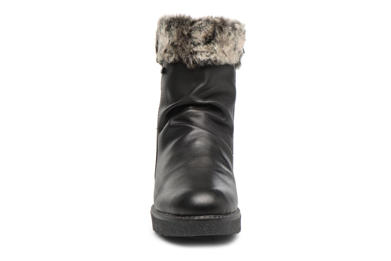 Bottes Remonte Sandy R0576 Noir vue portées chaussures