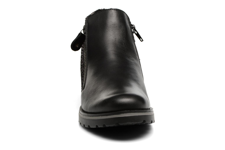Bottines et boots Remonte Pauly R1989 Noir vue portées chaussures
