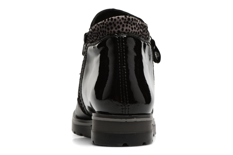 Bottines et boots Remonte Pauly R1989 Noir vue droite
