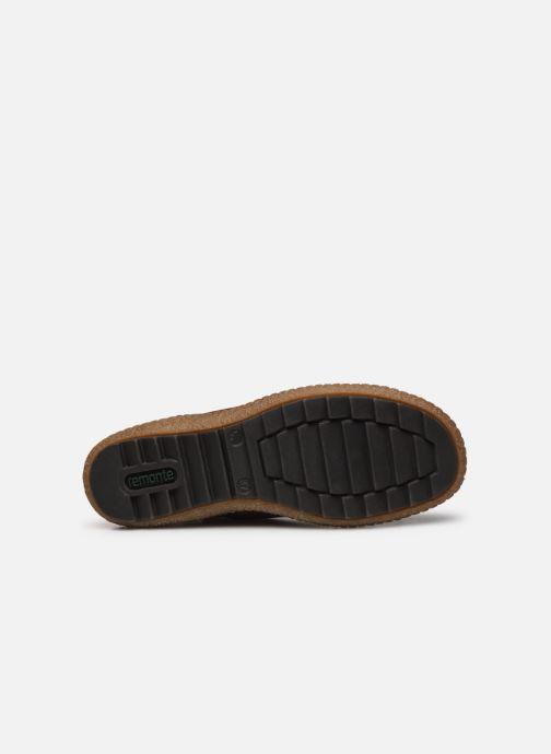 Baskets Remonte Paola R4775 Marron vue haut