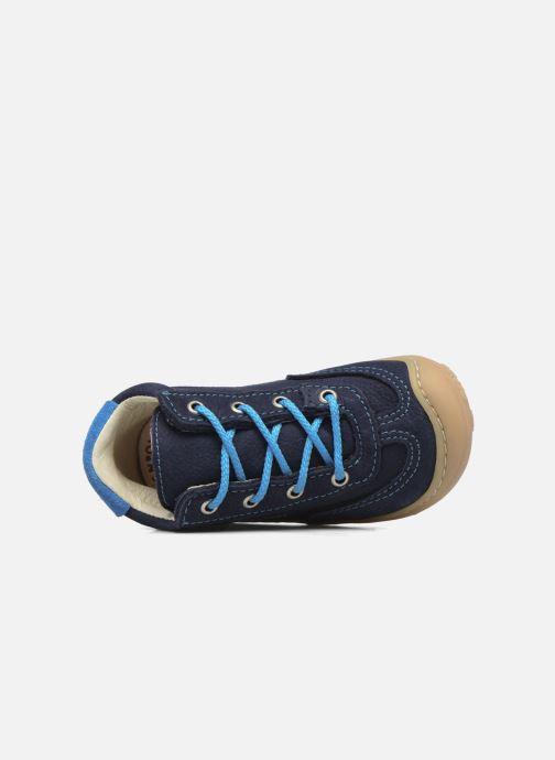 Bottines et boots Pepino Samy Bleu vue gauche