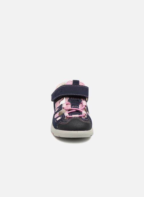 Bottines et boots Pepino Georgy Bleu vue portées chaussures