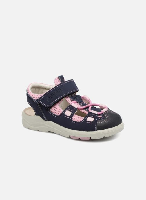 Bottines et boots Pepino Georgy Bleu vue détail/paire