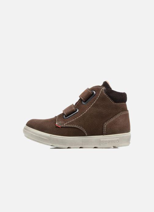 Bottines et boots Pepino Alex-dry Marron vue face