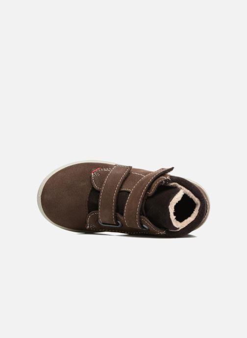 Bottines et boots PEPINO Alex-dry Marron vue gauche