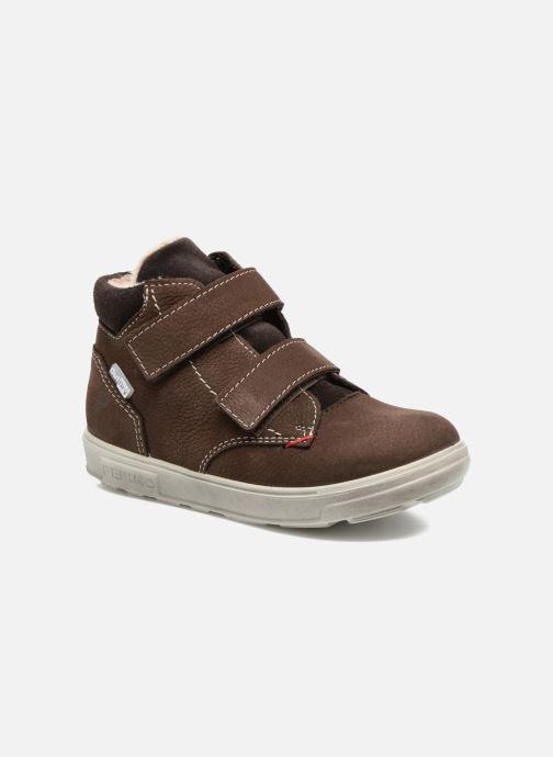 Bottines et boots Pepino Alex-dry Marron vue détail/paire