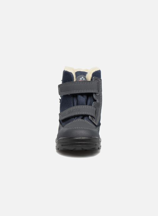 Scarpe sportive PEPINO Bixi Azzurro modello indossato