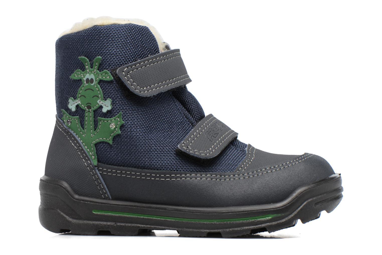 Chaussures de sport PEPINO Bixi Bleu vue derrière