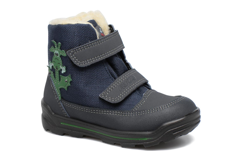 Chaussures de sport PEPINO Bixi Bleu vue détail/paire