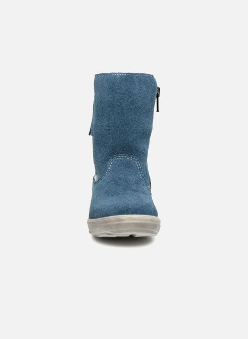 Botas Pepino Aileen-dry Azul vista del modelo