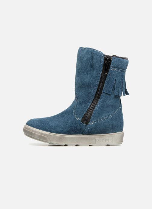 Laarzen Pepino Aileen-dry Blauw voorkant