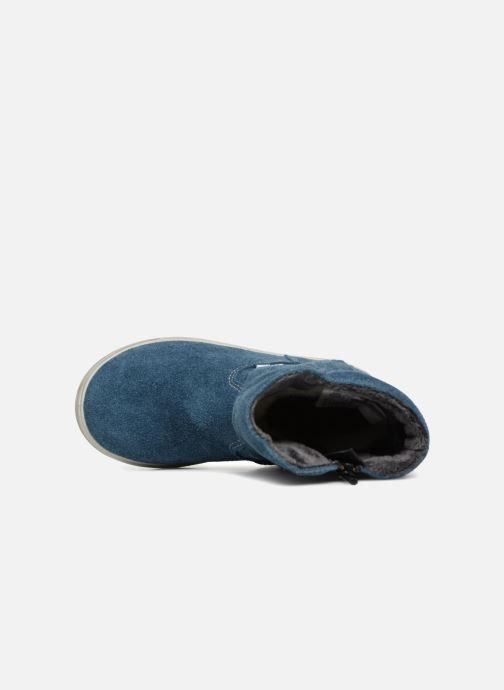 Laarzen Pepino Aileen-dry Blauw links