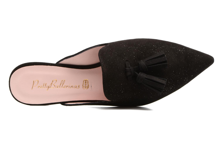 Clogs & Pantoletten Pretty Ballerinas Cyara schwarz ansicht von links