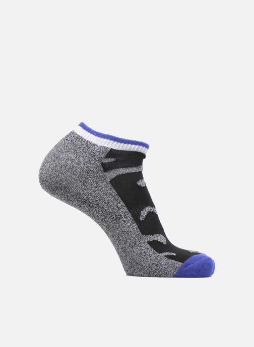 Chaussettes et collants Happy Socks Athletic Papercut Low Gris vue détail/paire