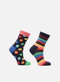 Socks & tights Accessories Lot de 2 Chaussettes Stripe Kids