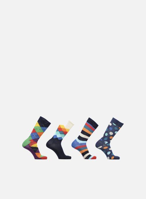 Sokken en panty's Happy Socks Gift Box Mix Lot de 4 Multicolor achterkant