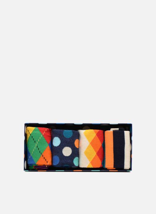 Chaussettes et collants Happy Socks Gift Box Mix Lot de 4 Multicolore vue détail/paire