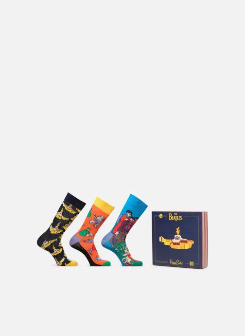 Sokken en panty's Happy Socks Happy Socks x The Beatles Lot de 3 Multicolor detail