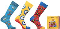 Chaussettes et collants Accessoires Happy Socks x The Beatles Lot de 3