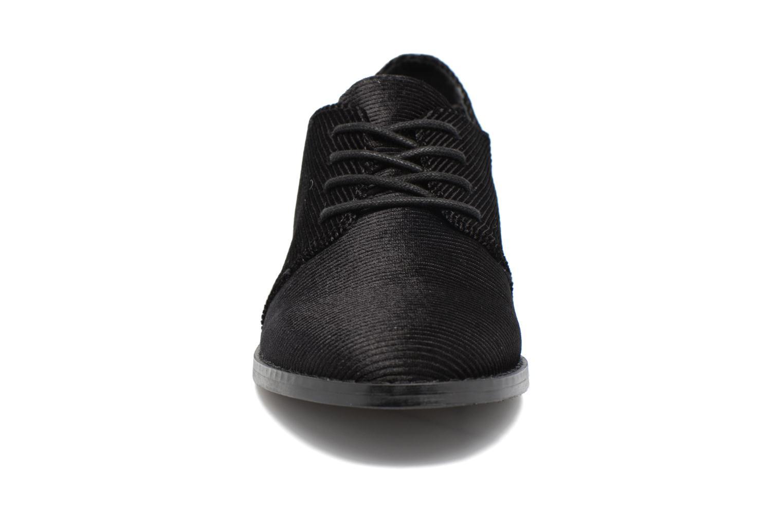 Zapatos con cordones Vero Moda Sofus Shoe Negro vista del modelo