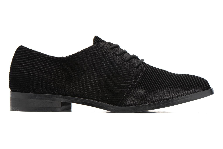 Zapatos con cordones Vero Moda Sofus Shoe Negro vistra trasera
