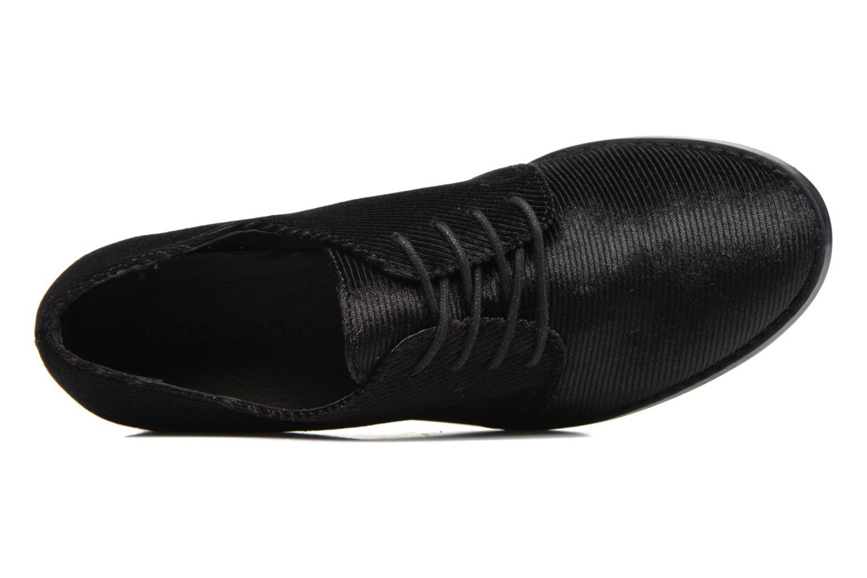 Zapatos con cordones Vero Moda Sofus Shoe Negro vista lateral izquierda