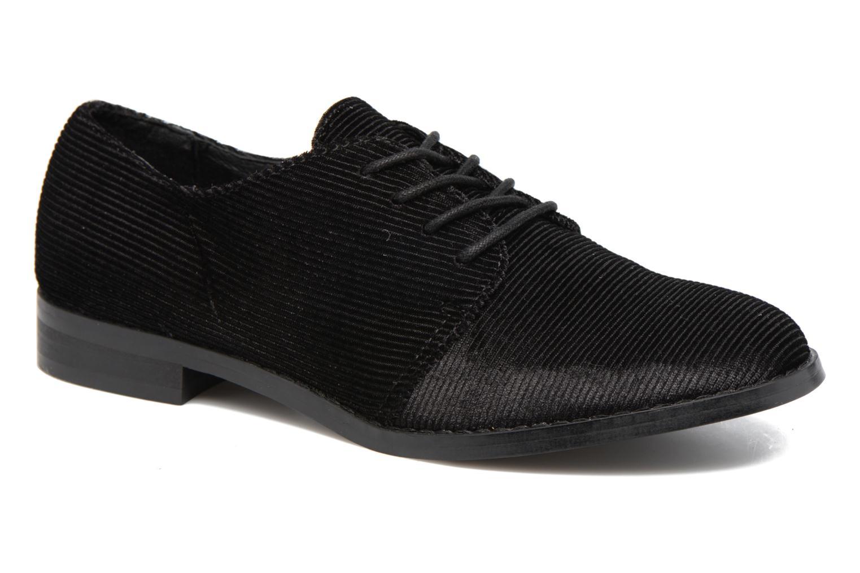 Zapatos con cordones Vero Moda Sofus Shoe Negro vista de detalle / par