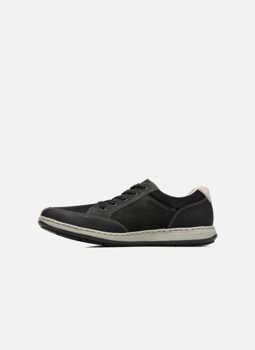 Sneakers Rieker Antoine 17312 Nero immagine frontale