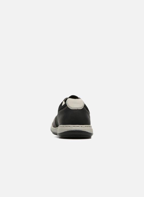 Sneakers Rieker Antoine 17312 Nero immagine destra