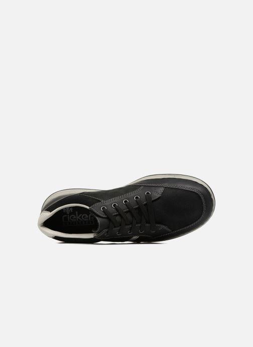 Sneakers Rieker Antoine 17312 Nero immagine sinistra