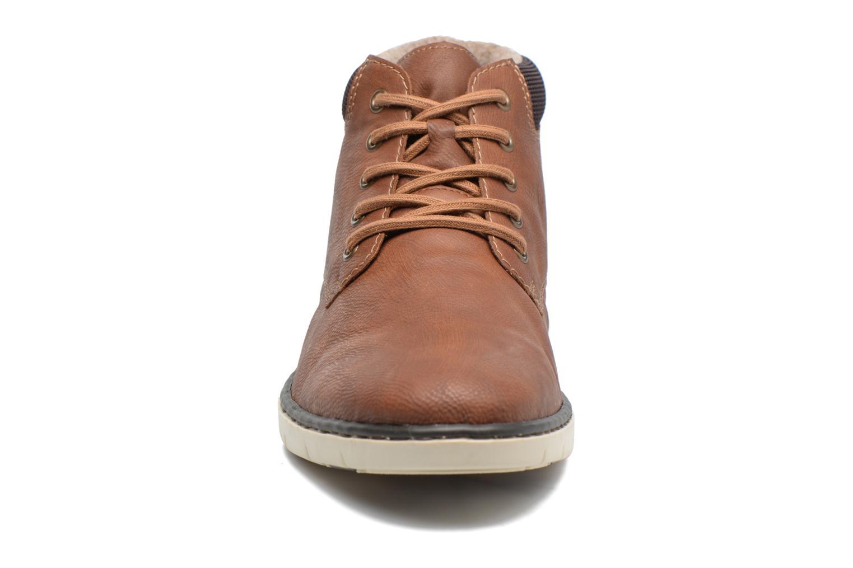 Bottines et boots Rieker Freddy 37520 Marron vue portées chaussures