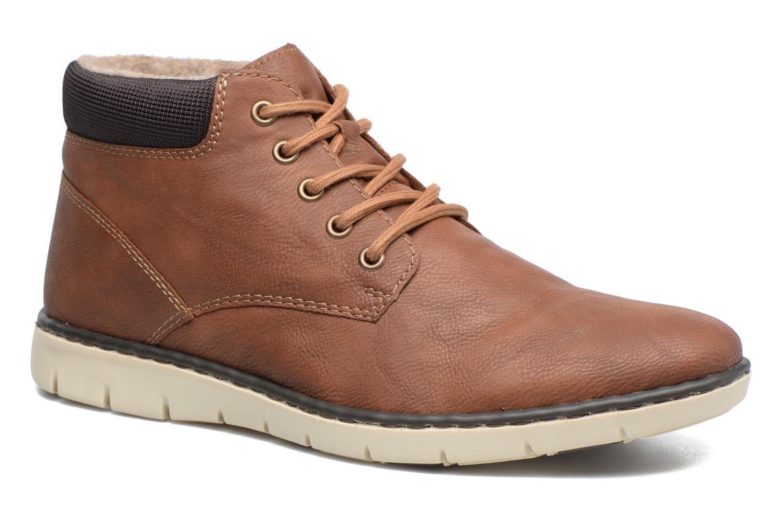 Bottines et boots Rieker Freddy 37520 Marron vue détail/paire
