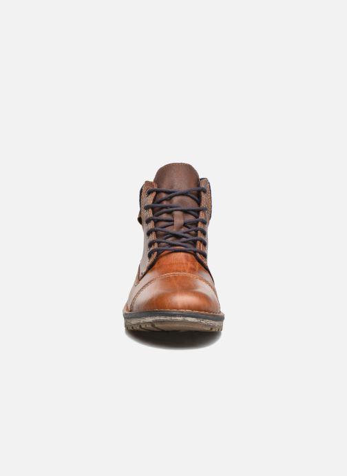 Stiefeletten & Boots Rieker Stani 39230 braun schuhe getragen