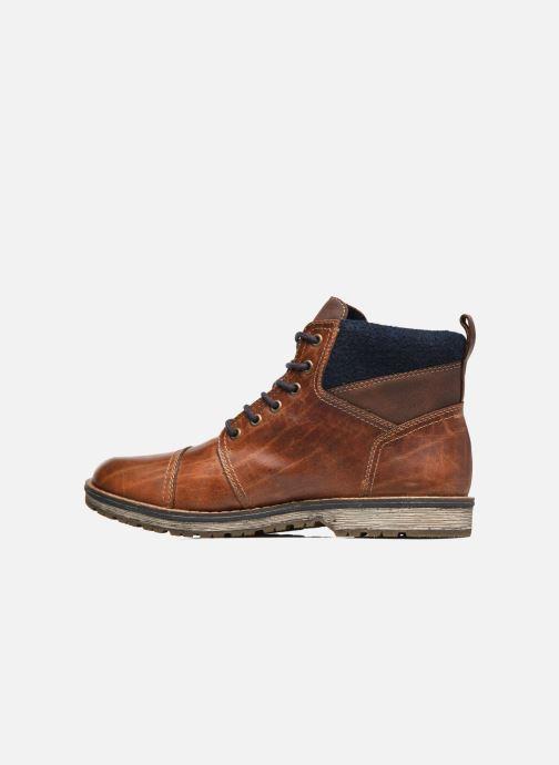 Boots en enkellaarsjes Rieker Stani 39230 Bruin voorkant