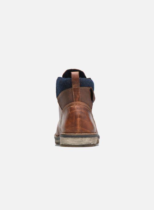 Boots en enkellaarsjes Rieker Stani 39230 Bruin rechts