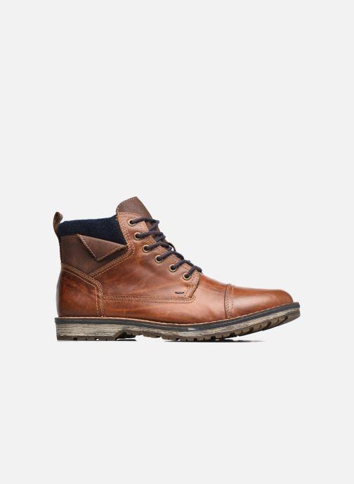 Boots en enkellaarsjes Rieker Stani 39230 Bruin achterkant