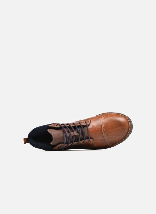 Stiefeletten & Boots Rieker Stani 39230 braun ansicht von links