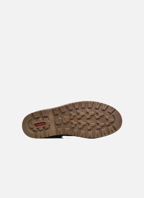 Boots en enkellaarsjes Rieker Stani 39230 Bruin boven
