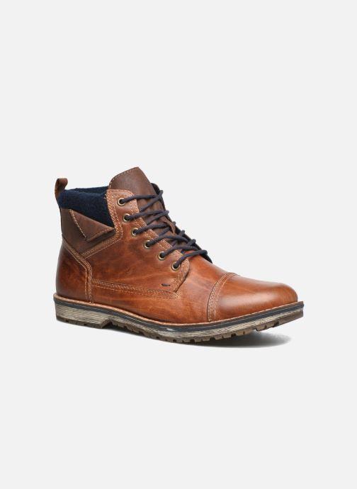 Boots en enkellaarsjes Rieker Stani 39230 Bruin detail