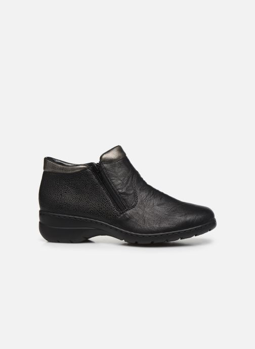 Ankle boots Rieker Maria L4363 Black back view