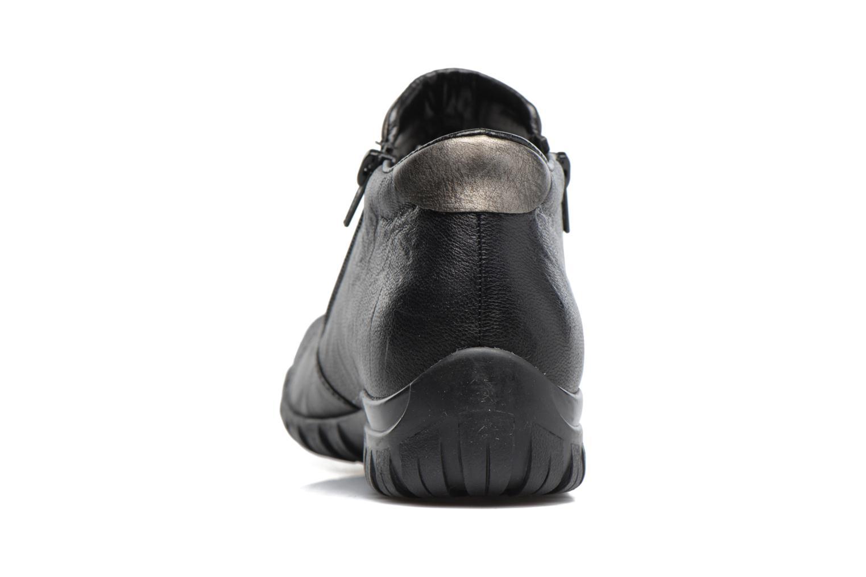 Bottines et boots Rieker Nicky L4673 Noir vue droite